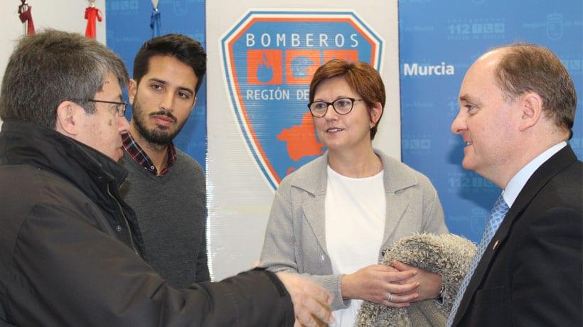 Presentada en Murcia la Semana de la Prevención de Incendios que se celebra en Jumilla del 22 al 26 de enero