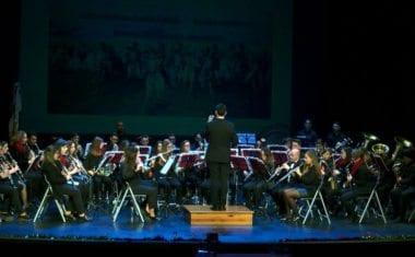 Se despide el año con música y solidaridad