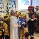 Los Reyes Magos llegan a Jumilla