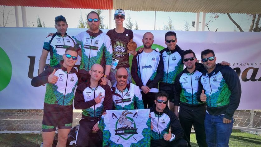 """Podio para Hinneni Trail Running en la carrera de """"El Valle"""""""