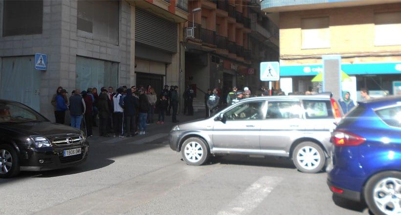 'Lonuestro' lleva a cabo una recogida de alimentos en Jumilla