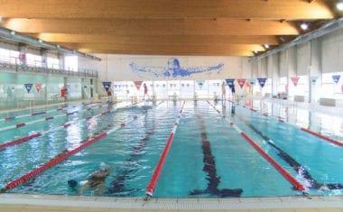 I Jornada solidaria de Aquagym y nado libre