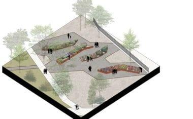 El 'Proyecto Re-habitar' gana el concurso de ideas para remodelar el Jardín Botánico de La Estacada