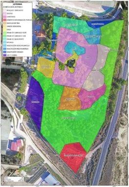 proyecto jardin botanico pueblo nuevo jumilla