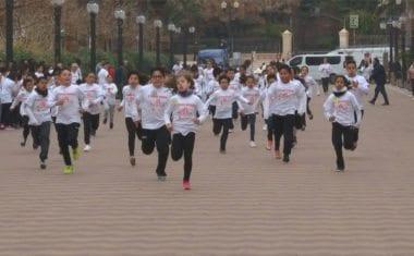El Colegio Cruz de Piedra celebró su II Carrera Solidaria