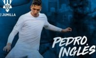 Pedro Inglés, nuevo jugador del FC Jumilla