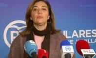 Severa González acusa a la alcaldesa de no interesarse por la carretera del Carche