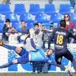 Victoria del FC Jumilla en el derbi ante UCAM Murcia