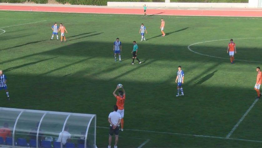 El nuevo entrenador del Jumilla CD debuta con victoria