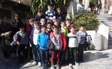 Adrián Tomás se proclama Campeón Regional Alevín de Ajedrez del Deporte Escolar