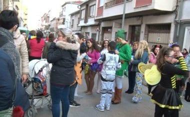 Con gran animación finaliza el Carnaval de Jumilla