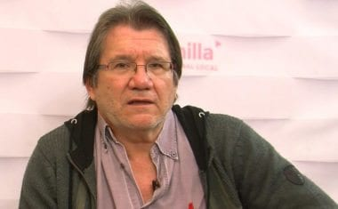Benito Santos propone que se homenajee a los albañiles de Jumilla