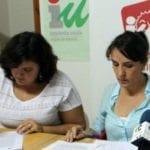 IU-V asegura que el PSOE oculta su dejadez e inoperancia