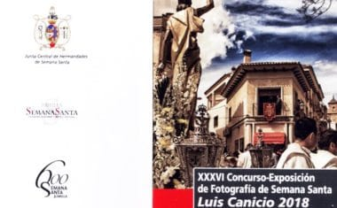 Convocado el XXXVI Concurso de Fotografía de Semana Santa