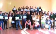 Más de ciento cincuenta jóvenes participaron en el VIII Encuentro de Jóvenes Cofrades celebrado en Jumilla