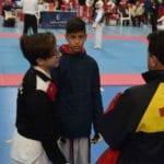 Dos medallas para el Centro Deportivo Olivares en el Escolar de Taekwondo de Castilla La Mancha