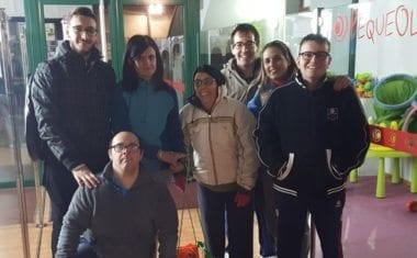 El Club Deportivo Aspajunide participará en el V Campeonato de España de Pádel Adaptado FEDDI