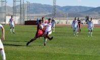 El FC Jumilla mereció mucho más que un empate ante el San Fernando