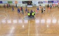 Reparto de puntos entre dos equipos históricos, Torrejón y Jumilla FS