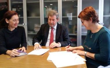 El Ayuntamiento cede al Consorcio de Residuos la Planta de Transferencia de Jumilla
