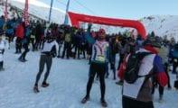 Presencia de Hinneni Trail Running en el Campeonato de España de Snowrunning y en el Buitre de Moratalla