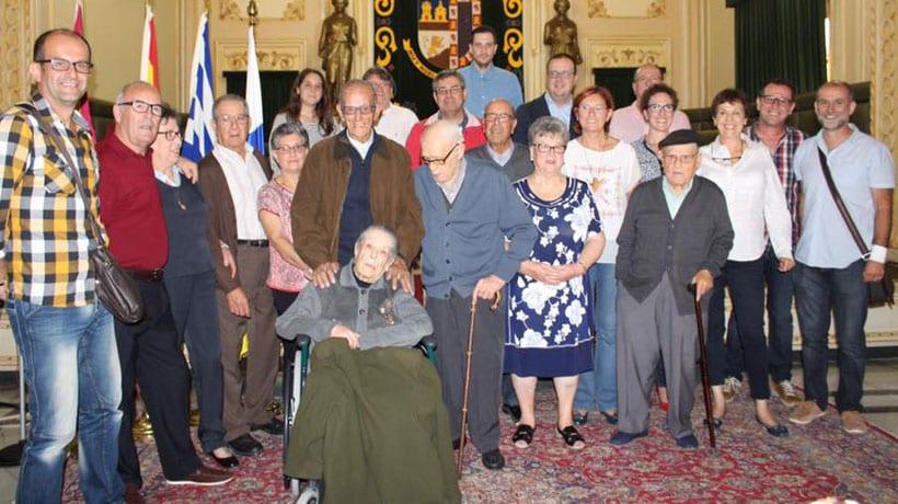 Fallece Juan Brito, Hijo Predilecto de Lanzarote, quien pasó unos meses en Jumilla tras la Guerra Civil