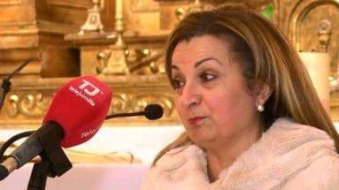 juana-maria-presidenta-cofradia-patrona-jumilla