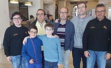 Pascual Castellanos rozó el podio en el II Festival de Ajedrez de Los Alcázares
