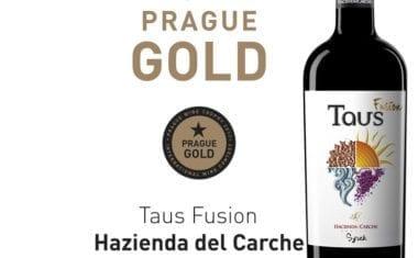 Bodegas Hacienda del Carche consigue tres medallas en la Prague Wine Trophy