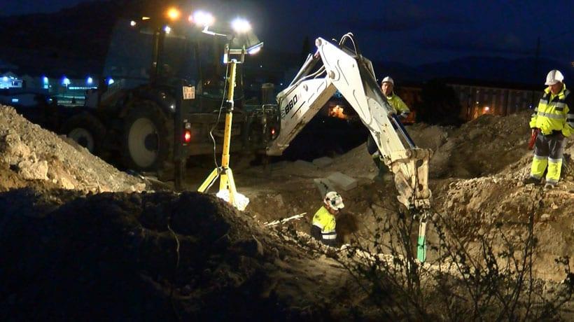 Programado corte general de agua por obras en la madrugada del próximo lunes al martes