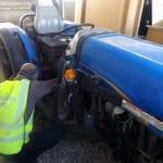 La Guardia Civil recupera en Jumilla un tractor sustraído hace cuatro años