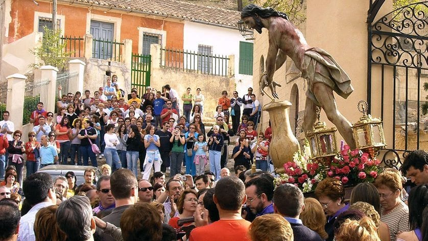 Con el Vía Crucis comienza un intenso fin de semana de actividades en Jumilla