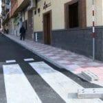 Acaba la reforma integral de la calle Valencia