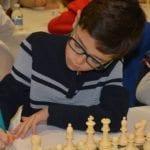 Buen comienzo del Club de Ajedrez Coimbra en el Regional por edades