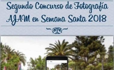 """Vuelve el concurso de fotografía """"AJAM en Semana Santa"""""""