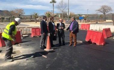 La Comunidad invierte más de 231.000 euros para renovar infraestructuras en Jumilla