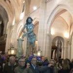 El Cristo Amarrado a la Columna necesita una restauración