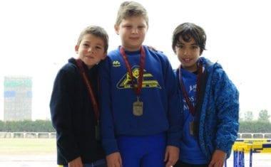 Dos medallas regionales para el Athletic Club Vinos DOP Jumilla