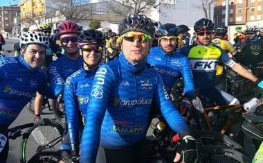 El Club Jumilla BTT estuvo en la marcha de Mountain Bike de Yecla