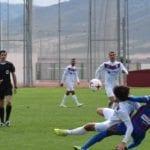 Al FC Jumilla se le escapa la victoria a cuatro minutos para el final