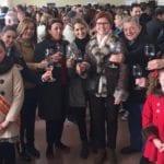 El Mercado de Abastos se queda pequeño para la Feria de los Vinos Jumilla