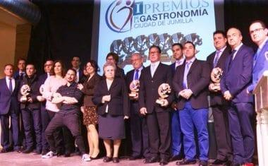 Siete Días Jumilla entrega los I Premios de la Gastronomía Ciudad de Jumilla