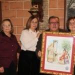 La Cofradía de la Samaritana y del Cristo Humillado rinde homenaje a José González 'Chupé'