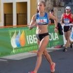 La primera prueba de los 50 Km Marcha Femenino en España tuvo a una atleta del Athletic Club Jumilla