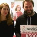 Luis Ruíz Blanes gana el Concurso del Cartel anunciador del XXIV Certamen de Calidad Vinos DOP Jumilla