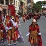 Los Tambores pudieron sonar y las Palmas se lucen en la mañana de Domingo de Ramos