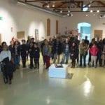 Anoche se presentó en sociedad la Asociación Emocionarte con la inauguración de la exposición 'Experimenta'