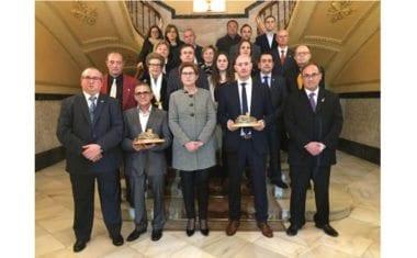 El director general de Acción Social de Castilla La Mancha no concibe la Semana Santa sin el tambor