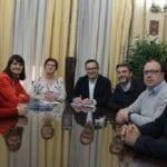 El secretario general de los Socialistas Murcianos califica de despropósito el estado de la carretera del Carche