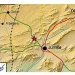 Jumilla registra varios terremotos en los últimos días